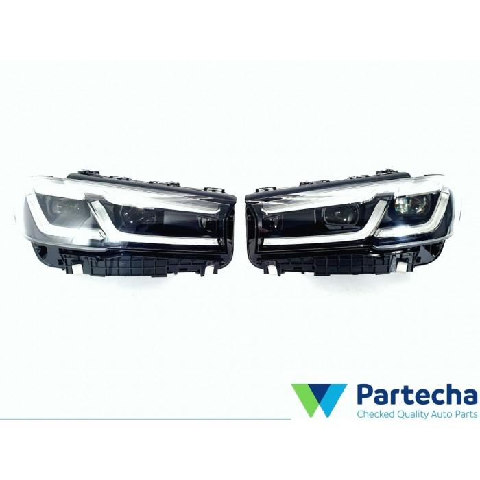 BMW 5 (G30, F90) Priekinių žibintų komplektas (9850602)